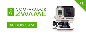 ZWAME Comparador: Action Cam