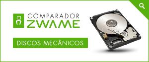 ZWAME Comparador: Discos Mecânicos
