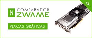 ZWAME Comparador: Placas Gráficas