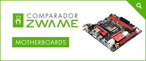 ZWAME Comparador: Motherboards