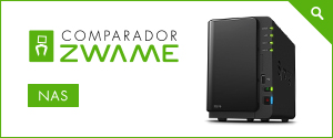 ZWAME Comparador: NAS