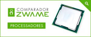 ZWAME Comparador: Processadores