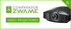 ZWAME Comparador: Projectores