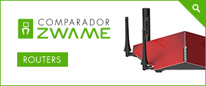 ZWAME Comparador: Routers