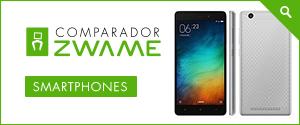 ZWAME Comparador: Smartphones