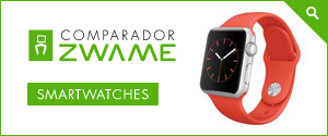 ZWAME Comparador: Smartwatches