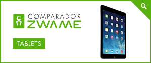 ZWAME Comparador: Tablets